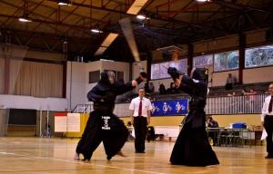 Campeonato de kendo de Madrid 2011