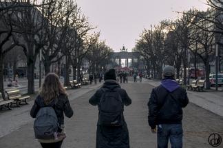 Paseo por Unter der Linden