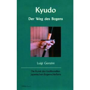 Portada de la edición alemana de Kyudo, la vía del arco, de Luigi Genzini sensei